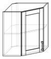 1400,- 1450,- H/roh 60x60 sklo/plný