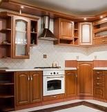 Kuchyňské linky z foliované MDF